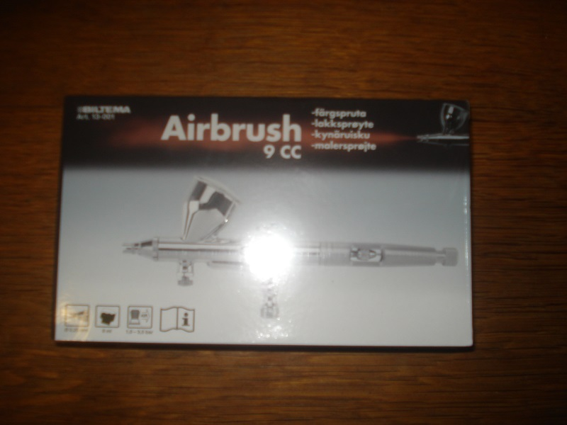 Cheap airbrush