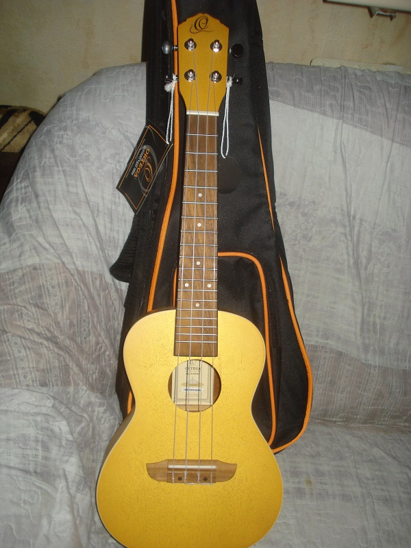 My new ukulele.