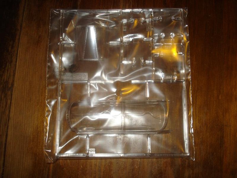 Glas parts sprue 1.