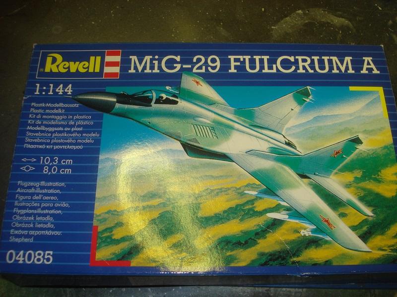 MiG-29 boxart