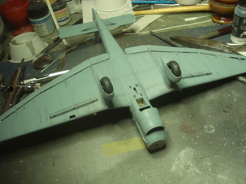 RLM65 blue grey
