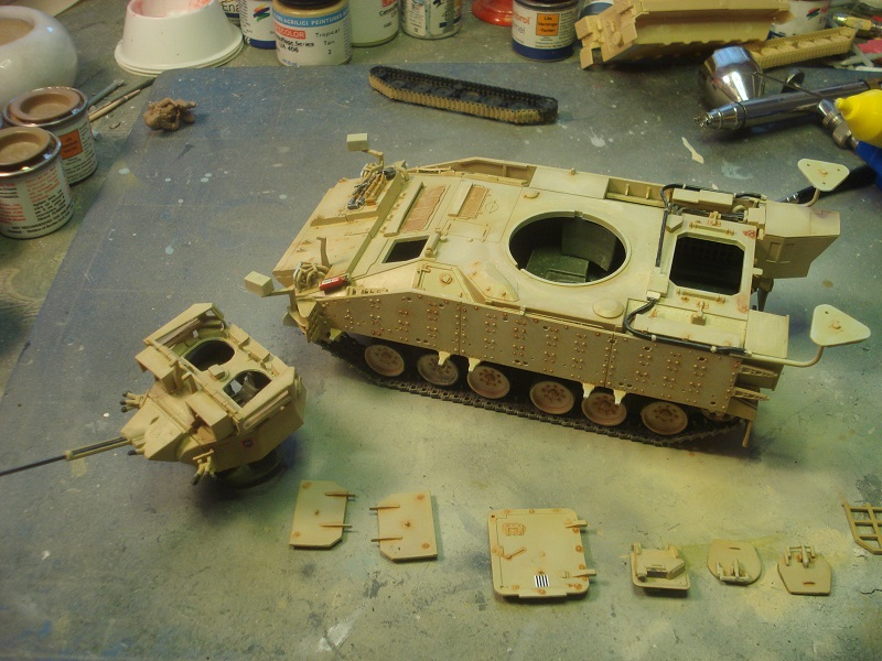 Weathering done